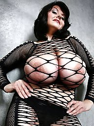 Busty mature, Mature tits, Beautiful, Beautiful mature