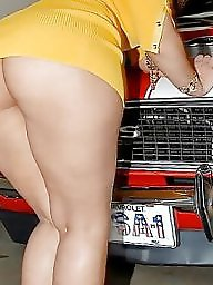 Car, Curvy, Cars, Curvy girl