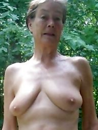 Nudists, Nudist, Older