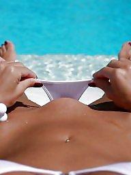 Beach, Bikini, Bikinis