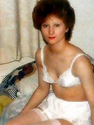 Lingerie, Vintage lingerie, Amateur lingerie, Amateur stockings