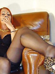 Stocking, Upskirt stockings, Ladies