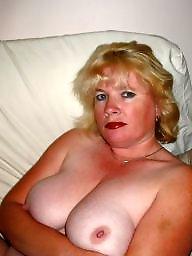 Mature blonde, Bbw blonde