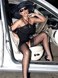 Car, Nylons, Vintage nylon, Cars