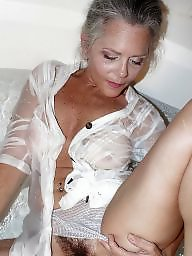 Wet, Mature hairy, Hairy milf, Wetting, Wild, Hairy wet