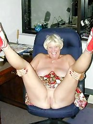Granny, Old granny, Granny stockings, Granny stocking, Old grannies, Mature young