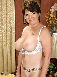 Mature stocking, Mature big boobs, Stocking mature