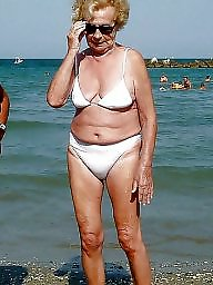 Granny, Granny beach, Grannies, Mature beach, Granny sexy, Granny mature