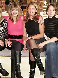 Nylon, Upskirt stockings, Nylons, Nylon stockings, Amateur nylon