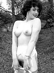Panties, White panties, White, Vintage panties, Vintage bdsm