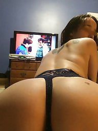 Lingerie, Big ass, Sexy, Big asses, Amateur boobs, Amateur ass