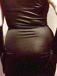 Dress, Round ass