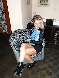 Nylon, Heels, Nylons, Stockings heels, Nylon stockings, Nylon heels