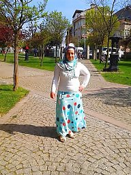 Turban, Turbans, Turkish turban, Turkish hijab, Turkish amateur