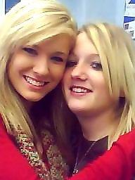 Blond, Blonde teen