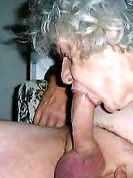 Granny, Granny stockings, Big granny, Granny boobs, Granny stocking, Grab