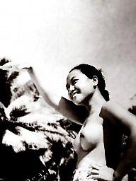 Asian vintage, Ladies, Vintage hardcore, Vintage asian