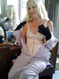 Corset, Corsets, Amateur milf, Vintage amateur, Milf stockings, Vintage tits