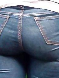 Candid, Booty, Bbw booty