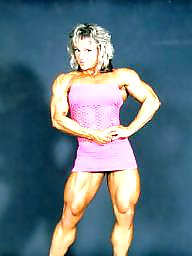 Matures, Bodybuilder, Female