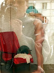 Window, Through, Voyeur mature