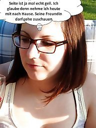 German, German captions, German caption, Caption, German milf, Captions