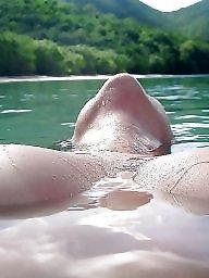 Beach, Nude beach, Nude, Girl, Water, Girl nude