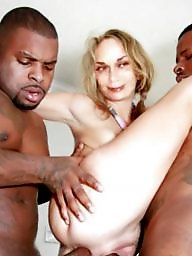 Art, Interracial mature