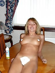 Scottish, Hairy amateur, Scottish milf