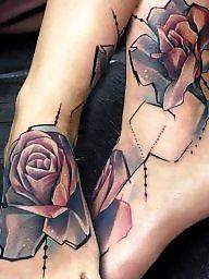 Feet, Tattoo
