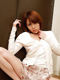 Nice, Japanese girl