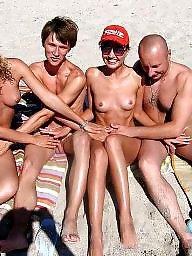 Public, Beach sex