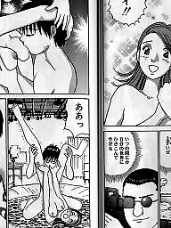 Comic, Japanese, Comics, Asian, Cartoon comics