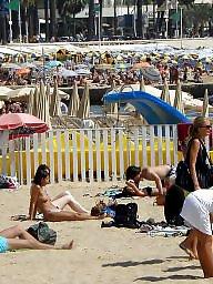 Beach, Teen voyeur, Teen beach, Beach voyeur