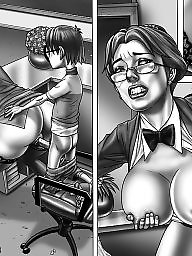 Milf cartoon, Boobs, Man, Milf cartoons, Cartoon milf, Big ass milf