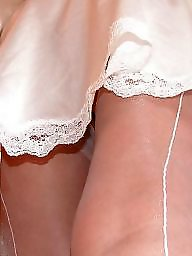 Stockings, Uk mature, Amateur stocking, Agent, Mature uk