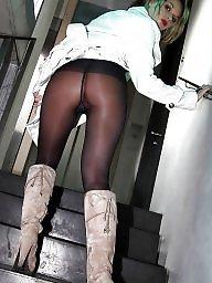 Pantyhose, Nudes