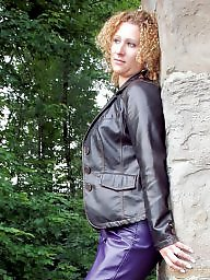 Latex, Mature, Boots, Leather, Pvc, Mature latex