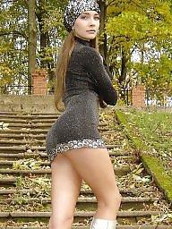 High heels, Teen stockings