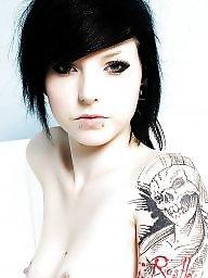 Emo, Tattoo, Gothic, Punk