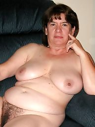 Granny, Saggy, Saggy tits, Saggy boobs, Hairy granny, Mature saggy