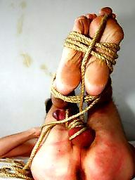 Bondage, Feet, Balls