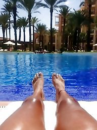 Legs, Feet, Arabian, Leg, Amateur teen