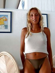 Slim, Blond, Private
