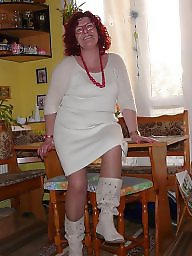 Granny, Granny stockings, Grannies, Granny stocking, Granny amateur, Mature stocking