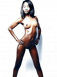 African, Ebony, Woman