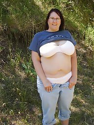 Outdoor, Outdoors, Posing, Bbw outdoor