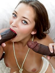 Interracial, Big cock, Big black cock, Cocks, Black cock, Black girls