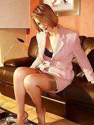 Pretty, Model, Models, Vintage nylon