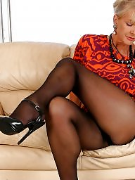 Granny pantyhose, Mature pantyhose, Granny stockings, Granny stocking, Grannies, Amateur granny